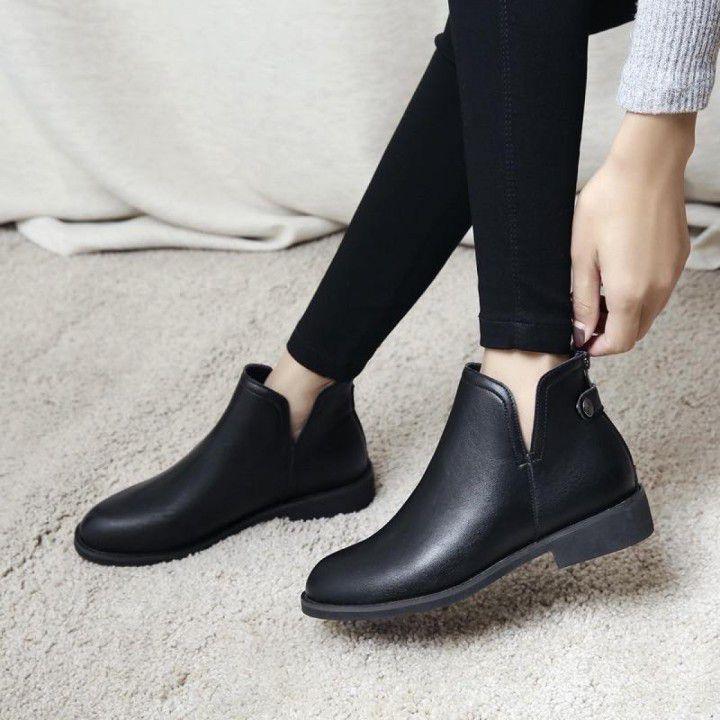 Boot Cổ Ngắn mang đến cho bạn vẻ đẹp hấp dẫn