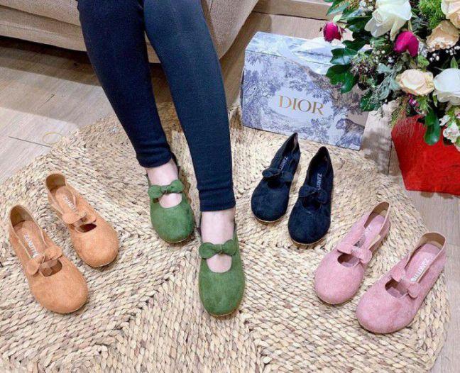 Giày búp bê Trung Niên