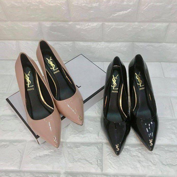 Giày Cao Gót Mũi cao 7cm