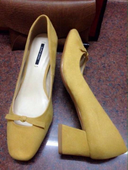 Giày mũi vuông nơ bền đẹp với giá rẻ và chất lượng