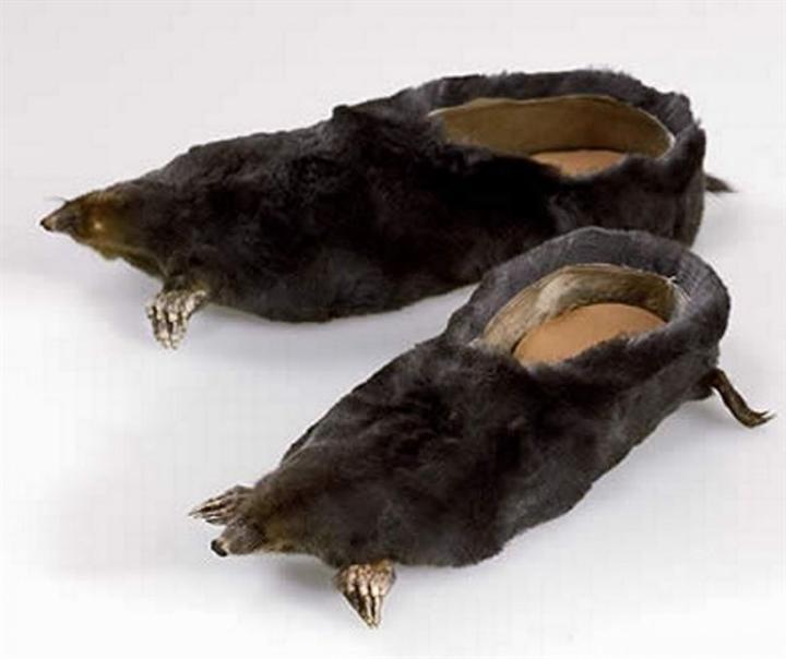Giày xấu bung lụa