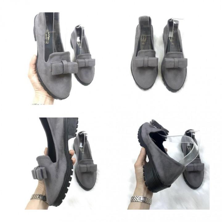 Giày Oxford Nơ