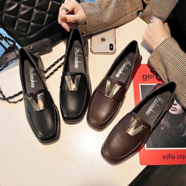 Giày oxford nữ HCM