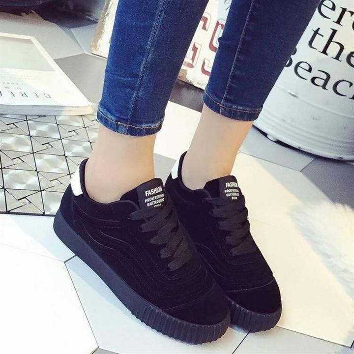 Giày thể thao đế độn 3cm