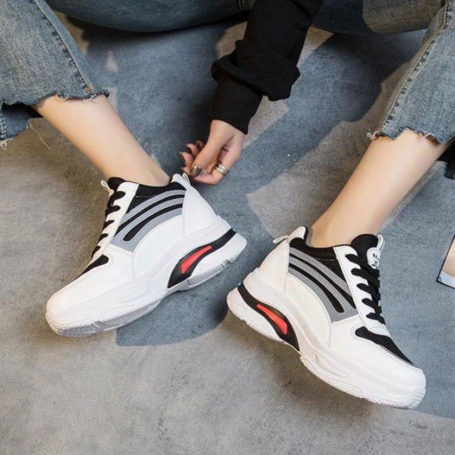 Giày thể thao độn 5cm