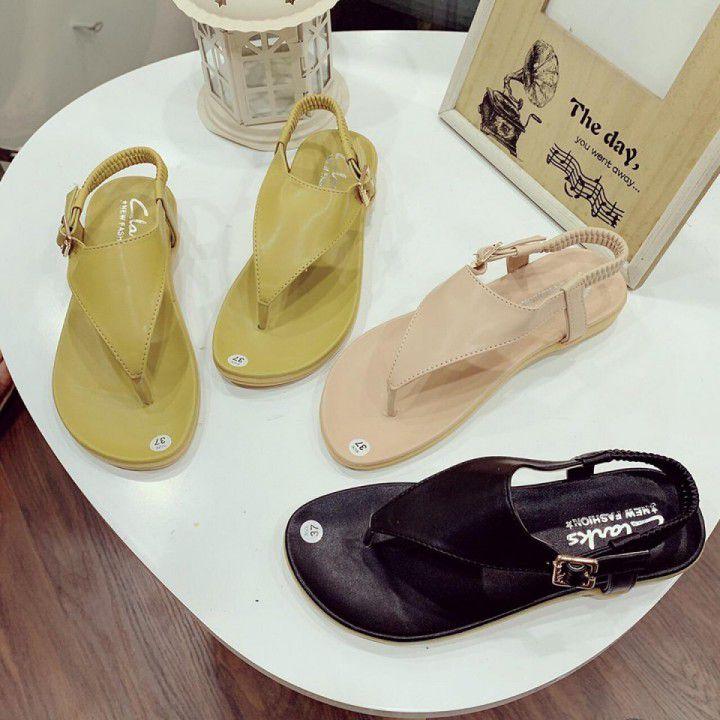 Giày sandal tam giác - giày sandal xinh giá rẻ