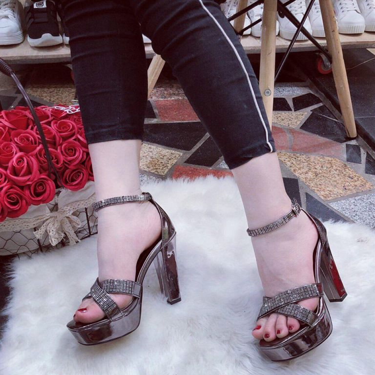 giày dự tiệc 12cm