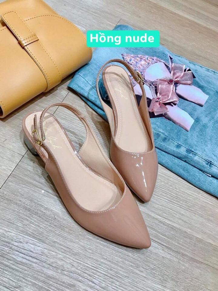giày cao gót 3cm