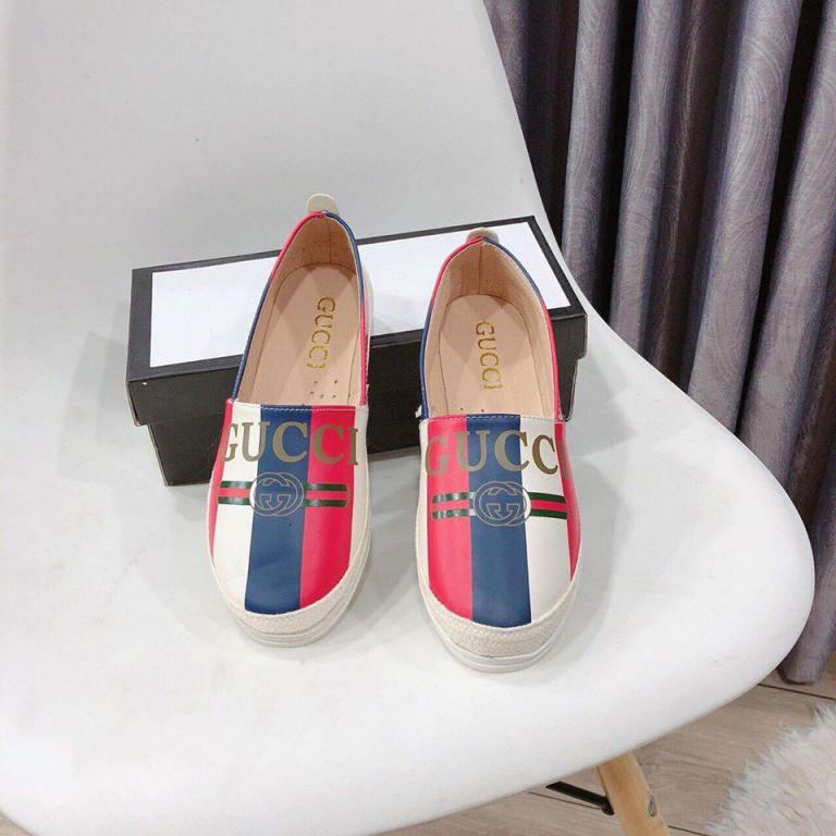Giày slipon viền cói nữ