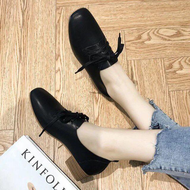 Giày oxford nữ HCM giá rẻ