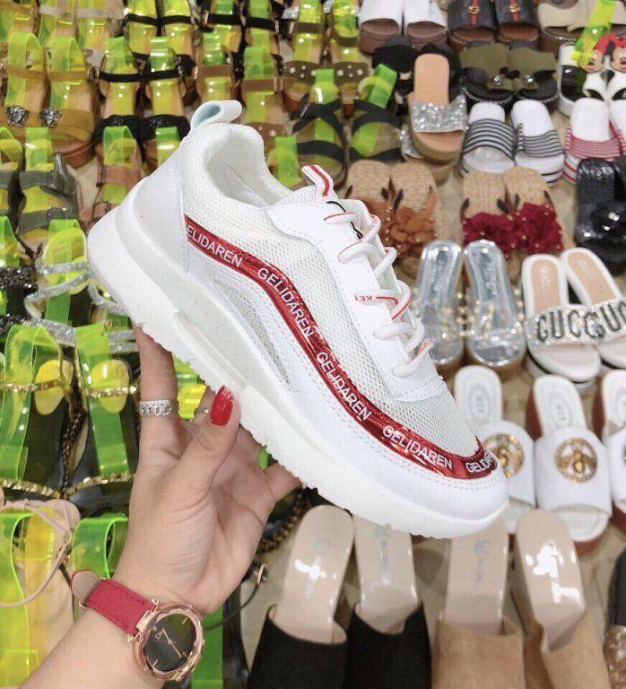 giày nữ thể thao 4cm