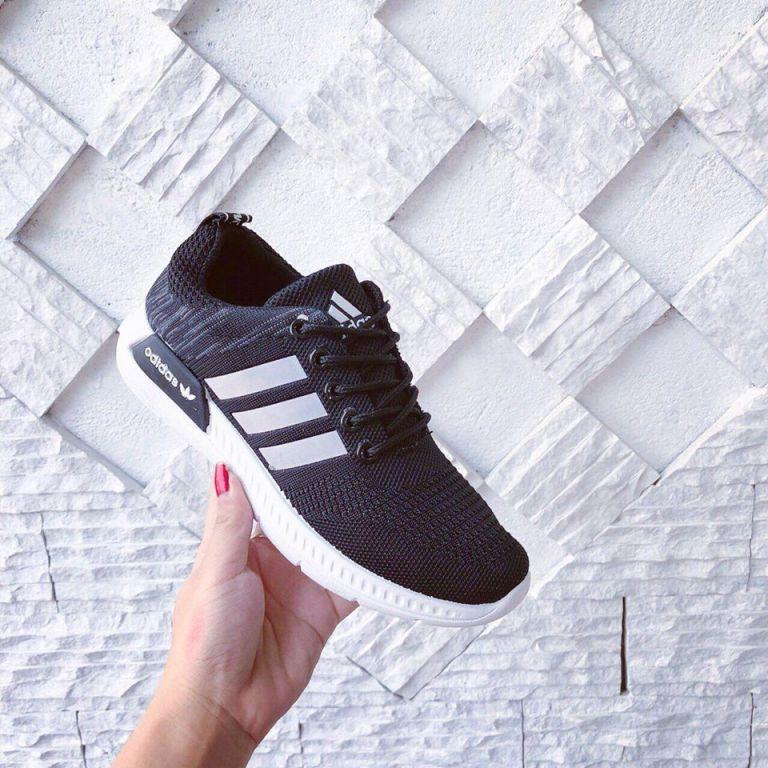 giày thể thao lưới sọc