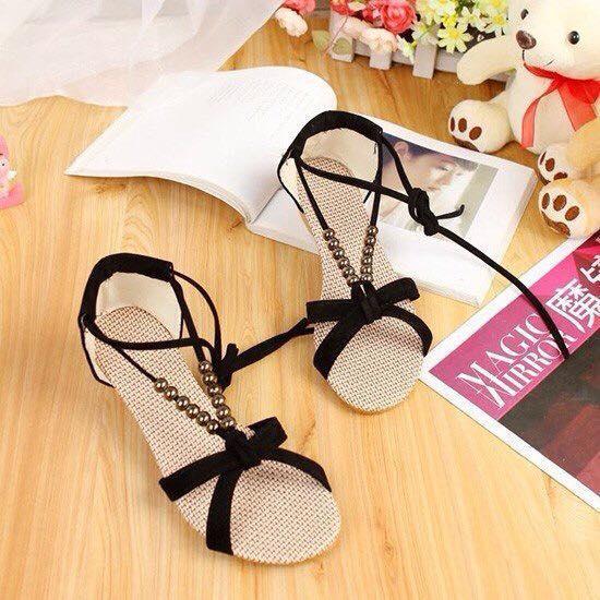 giày quai hậu nữ đi học