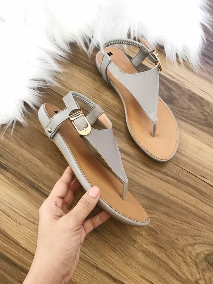 Giày sandal nữ tam giá giá rẻ tại tphcm