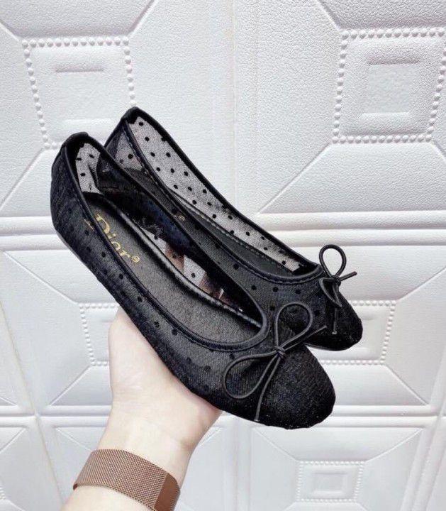 Giày búp bê mềm xinh