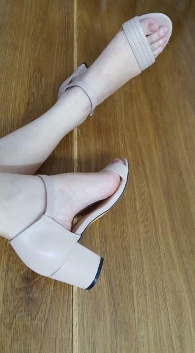 Giày cao gót 4cm | Giày cao gót công sở