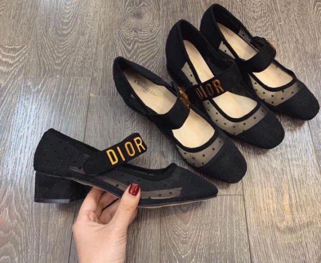 Giày cao gót 3cm đẹp | Giày công sở Nữ đẹp đúng chất