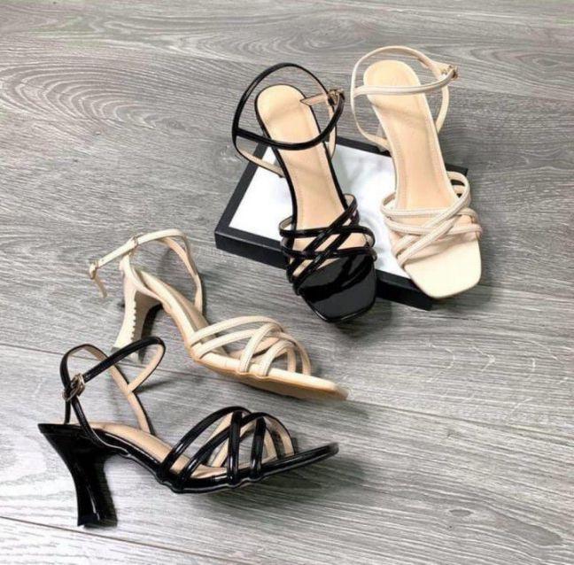 Giày cao gót rọ
