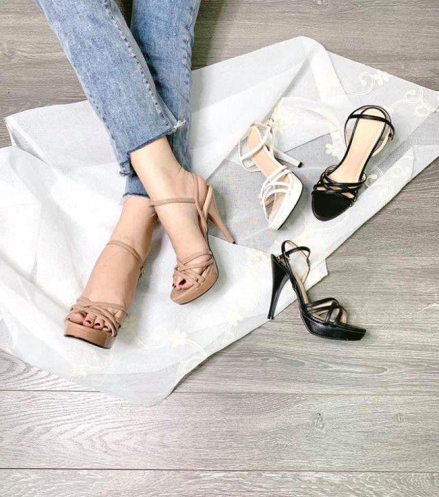 Giày cao gót 12cm | Giày bền giá rẻ