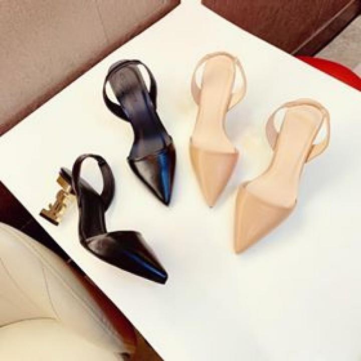 Giày cao gót 5 phân | 110 mẫu giày đẹp