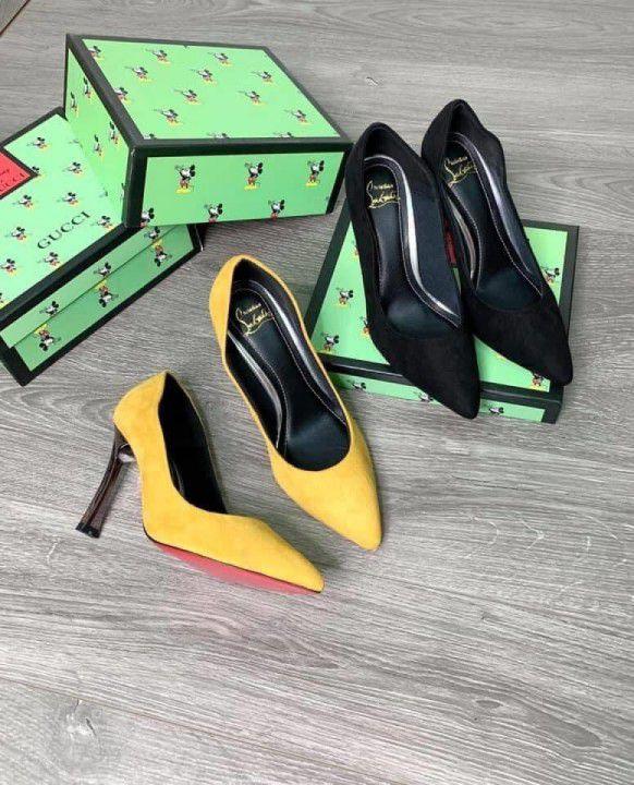 Giày Cao Gót Sắt 9cm