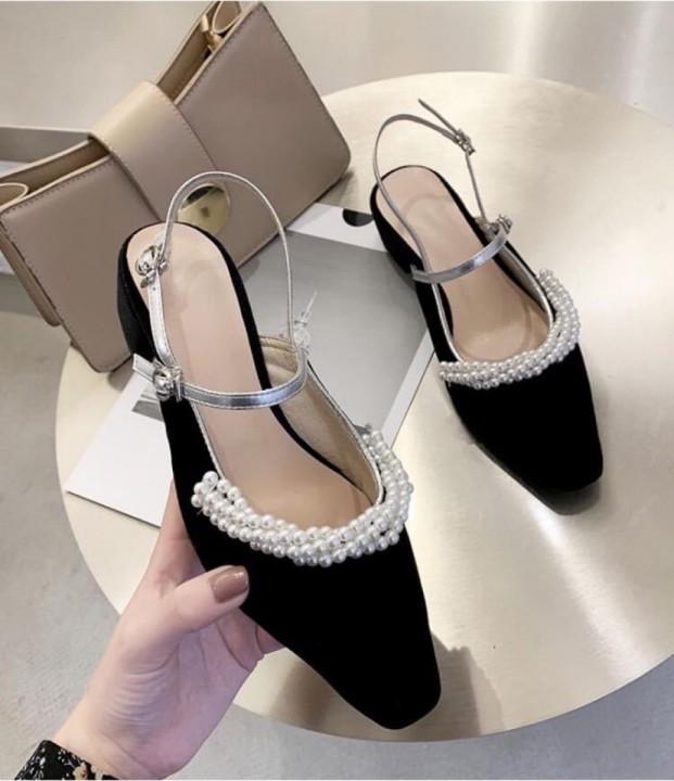 Giày công sở nữ 3cm