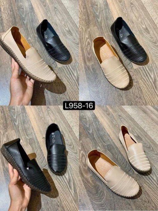 Giày mọi da mềm