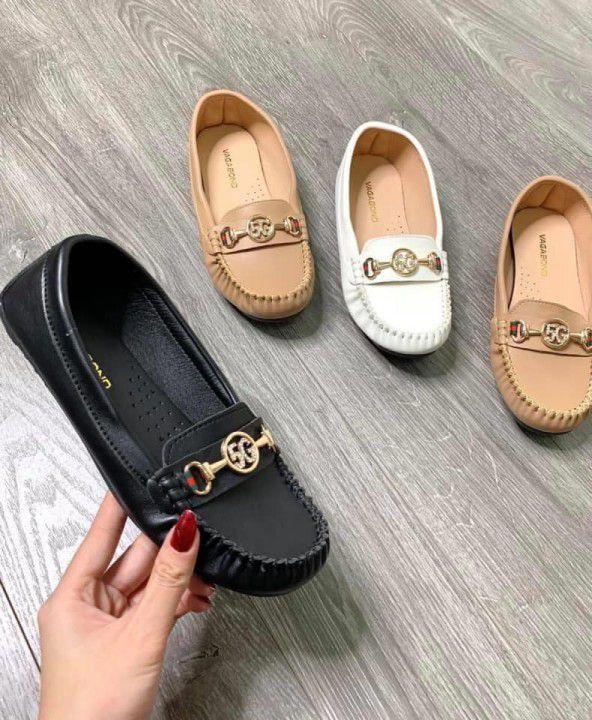 Giày mọi nữ hàn quốc