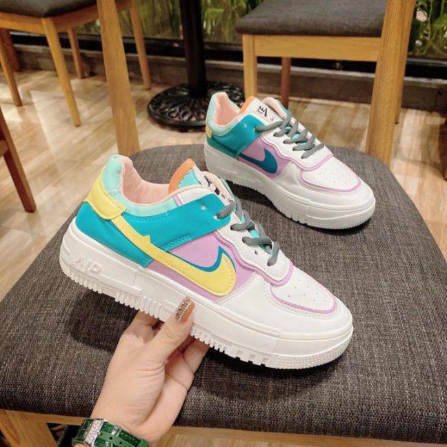 Giày nữ thể thao đế đúc