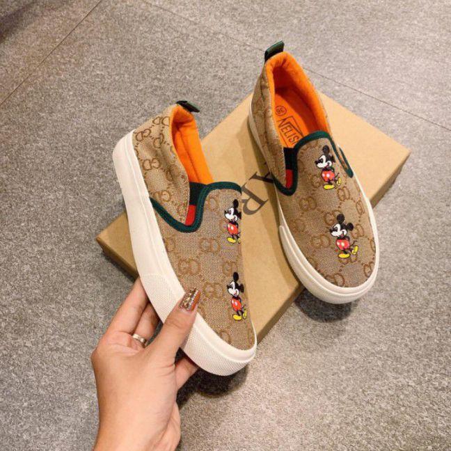 Giày Slip-on 3cm
