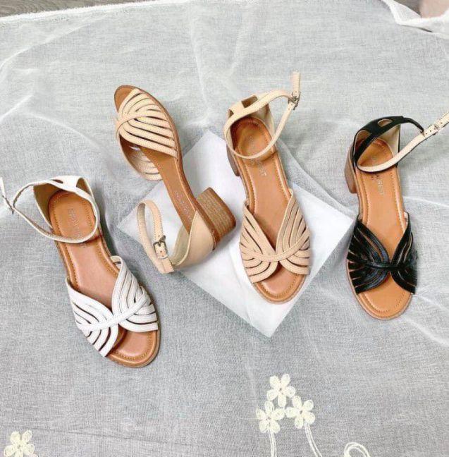 Giày Sandal Công Sở 3cm