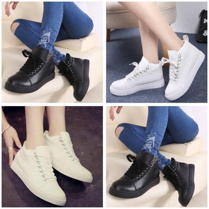 Giày Sneaker khoen xích